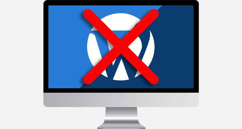 Perché scegliere di non creare un Sito in WordPress?