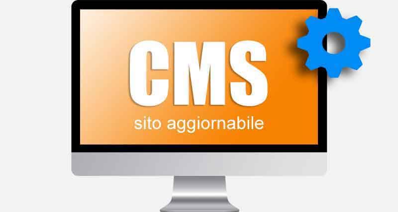 Realizzazione Sito Aggiornabile con CMS