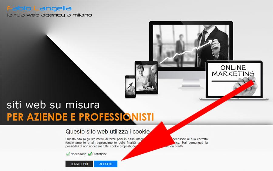 Web Agency seria e professionale