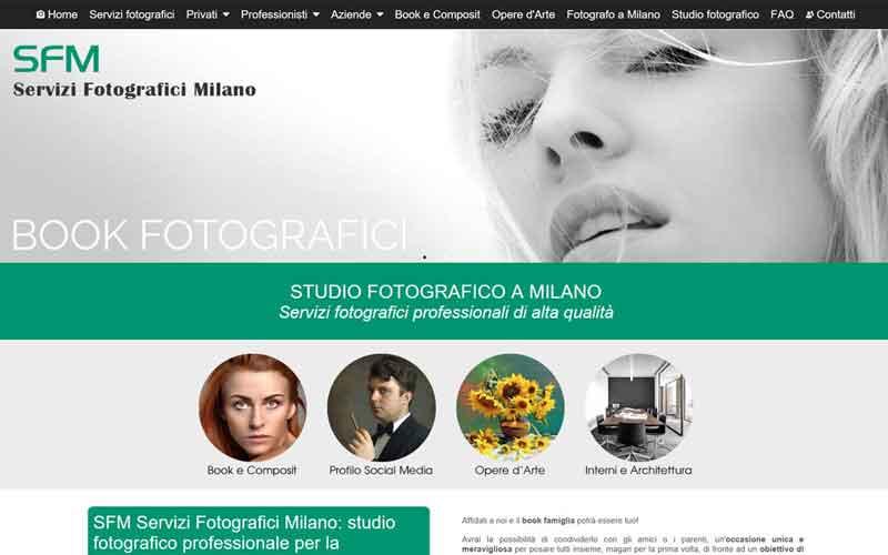 Servizi fotografici Milano